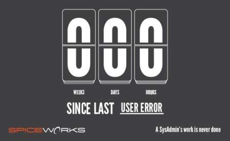 user-error